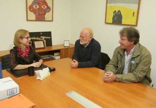 A Xunta colaborará co Concello de Carnota para reactivar a tramitación do seu Plan Xeral