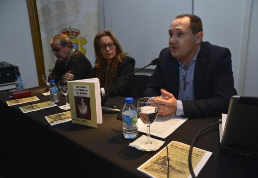 A Exposición sobre Cervantes no Lustres Rivas estará aberta ata o 23 de decembro