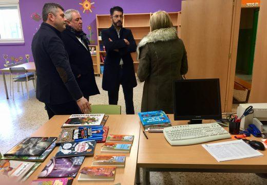 A Xunta destinou en 2016 máis de 5.246.000 euros para obras de acondicionamento e mantemento dos centros educativos de infantil, primaria e secundaria da provincia da Coruña