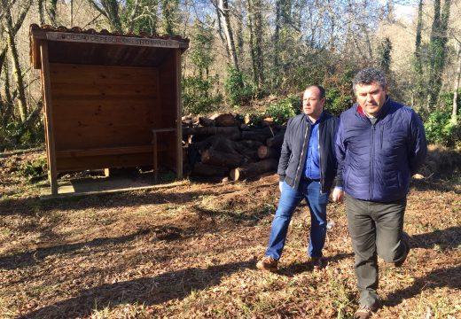 A Xunta inviste preto de 39.000 euros en actuacións de recuperación ambiental nos concellos de Coirós e Aranga, a cargo dos Fondos de Desenvolvemento Rexional e Rural