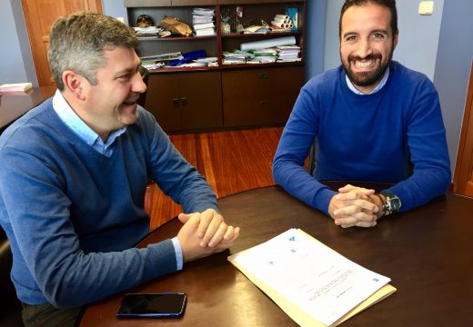 A Xunta inviste máis de 127.000 euros na roza de diferentes camiños rurais, pistas e estradas do concello de Mazaricos, con cargo ao Fondo de Compensación Ambiental