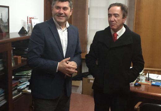 A Xunta investiu máis de 72.000 euros na mellora da seguridade e dos servizos enerxéticos no polígono de Coirós, dentro do plan de axudas ás infraestruturas dos parques empresariais