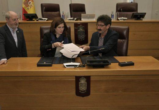 A Deputación da Coruña achega case 30.000 euros para o Refuxio de Animais