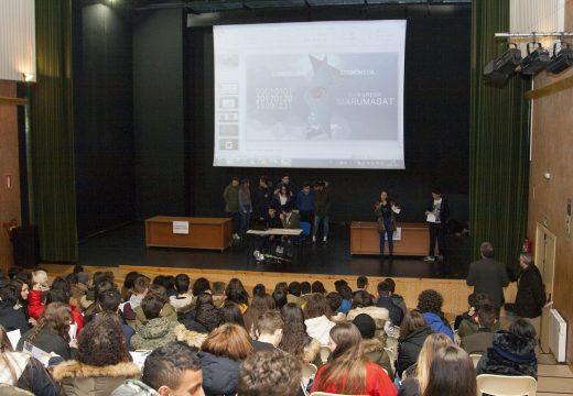 A axencia espacial galega escolar bota a andar en Ordes