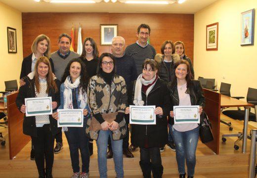 Zoclos gaña a primeira edición do Concurso de Escaparates de Nadal do Concello de Oroso