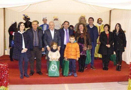 Elba Carrillo, Sergio Souto, Leo Ávila e María José García gañan o Concurso de Postais de Nadal con Mensaxe do Concello de Oroso