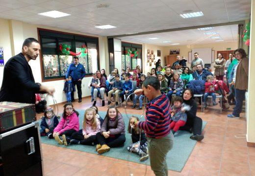 Máis de 60 veciños e veciñas participaron na Xornada en Familia do Concello de Frades