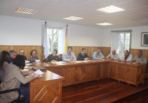 O Pleno de Frades aproba por unanimidade bonificar o 95% do IBI a 193 explotacións agrarias ou gandeiras do municipio