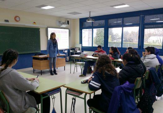Máis de 1.300 estudantes da comarca participan nos programas do Servizo de Prevención de Drogodependencias da Mancomunidade de Ordes