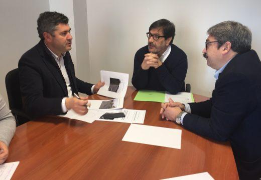 A Xunta investiu no concello de Miño máis de 45.000 euros a través do Plan Marco de mellora de camiños municipais e acceso a explotacións agrarias