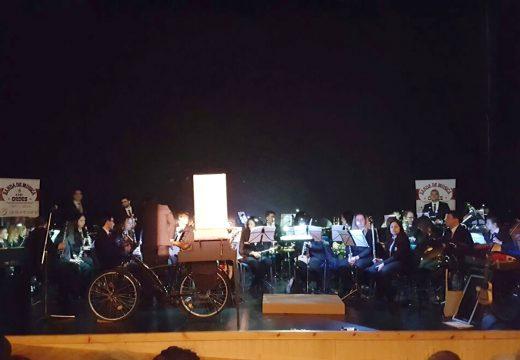 As pombas do carboeiro, mestura de música e teatro na Casa da Cultura