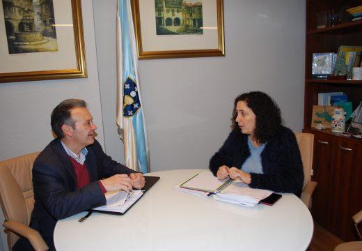 Medio Rural cederá novo material ao concello de Cabanas para a loita contra a vespa velutina