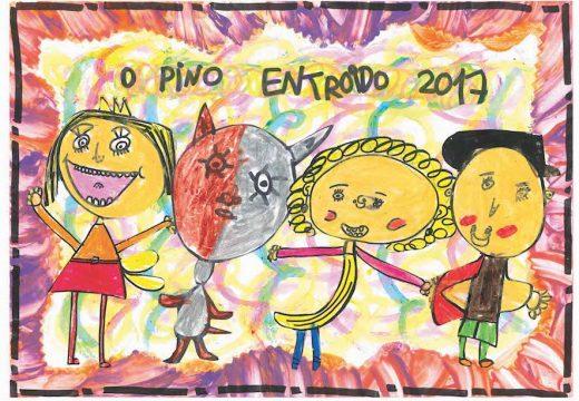 O Concello do Pino reparte 1.200 euros en premios no XIX Concurso de Disfraces de Entroido o 26 de febreiro de colorido
