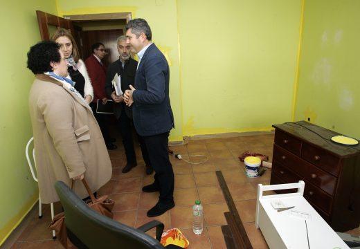 A Xunta de Galicia inviste preto de 700.000 euros na recuperación, reparación e rehabilitación de varias vivendas de promoción pública localizadas no casco urbano de Ferrol