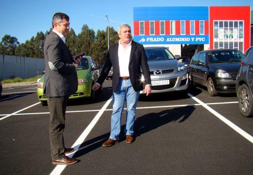 A Xunta ven de convocar a orde de axudas para a habilitación e mellora de infraestruturas dos parques empresariais, dotada cunha partida de preto de 4,2 millóns de euros