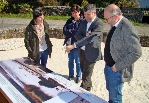 A Xunta inviste preto de 127.000 euros na mellora de diferentes elementos medioambientais no concello de Vimianzo