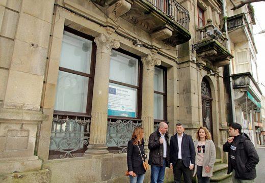 A Xunta impulsa con 209.000 euros o centro de visitantes multifuncional xeodestino ría de Muros-Noia para convertilo nun elemento dinamizador do tursimo nas Terras do Barbanza