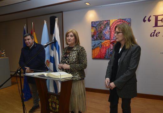 """Un total de corenta obras integran a exposición """"Estilos"""" de Novais que se pode ver ata o 4 de marzo no Lustres Rivas"""