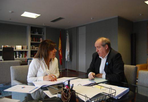 Medio Ambiente financiará a mellora da depuradora de Meirama, no concello de Cerceda