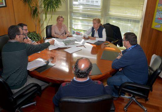 A Xunta chega a un acordo co Tecor de San Fernando- Vicente para modificar os lindes do coto en Novo Mesoiro