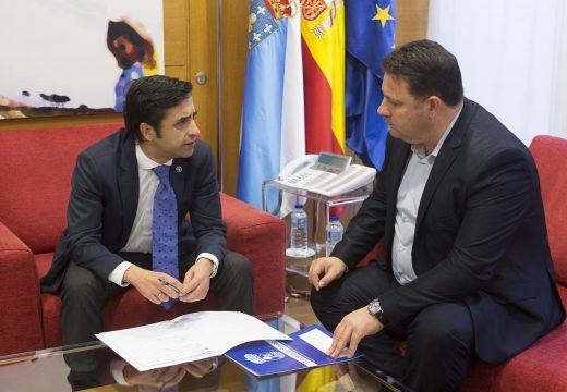 A Xunta reforza as medidas sociais en Frades a través do incremento de horas no Servizo de Axuda no Fogar e a aposta polas casas niño