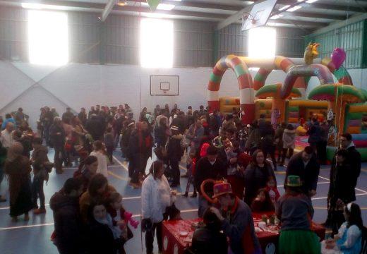 O Entroido de Ordes dá comezo cunha gran festa para os nenos e nenas do muncipio