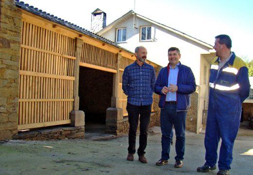 A Xunta de destina, durante dous anos, máis de 1.124.000 euros a diferentes investimentos de rehabilitación agroambiental e climática nos parques naturais da provincia da Coruña