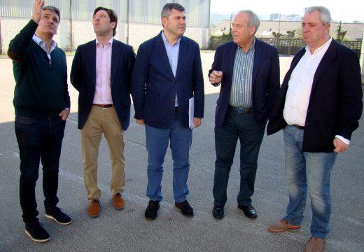Un investimento de máis de 400.000 euros convertirá o Francisco Vales Villamarín de Betanzos nun centro de referencia