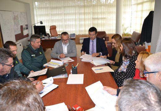 A Xunta Local de Seguridade de Cambre constata a boa coordinación entre forzas de seguridade na prevención e loita contra a violencia de xénero