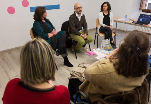 """Ana Torres Jack: """"para educar en igualdade o primeiro é dar exemplo"""""""