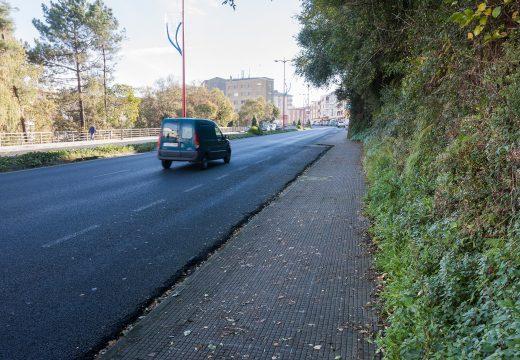 O Concello de Fene licita as obras de renovación de servizos e pavimentos na avenida das Pías