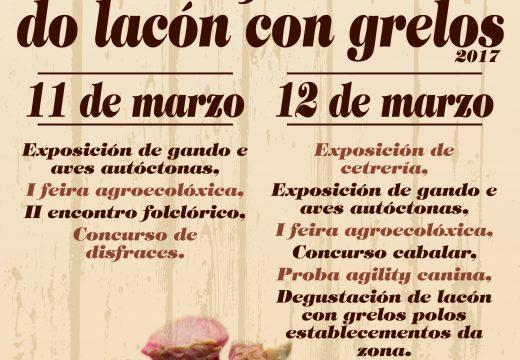 Esta fin de semana O Mesón do Vento celebra a XIX Festa do lacón con grelos