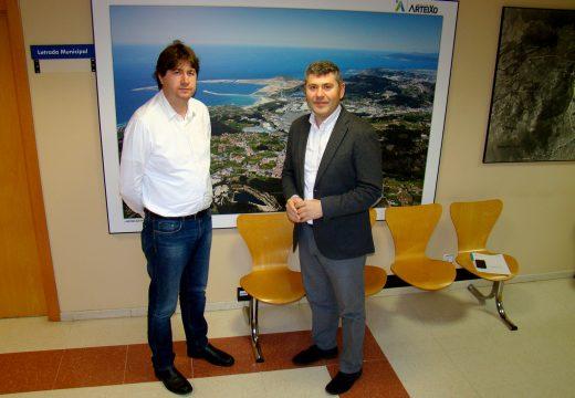 Preto de 400.000 euros para a reparación da estrada AC-552 ao seu paso por  Arteixo, A Laracha, Vimianzo, Coristanco e Zas