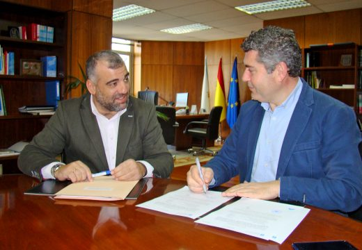 A Xunta inviste máis de 145.000 euros no saneamento e pluviais de Oza-Cesuras grazas ao Fondo de Compensación Ambiental