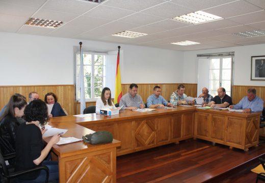 O Pleno pide por unanimidade a integración de Frades no sistema de transporte metropolitano das áreas de Santiago e A Coruña