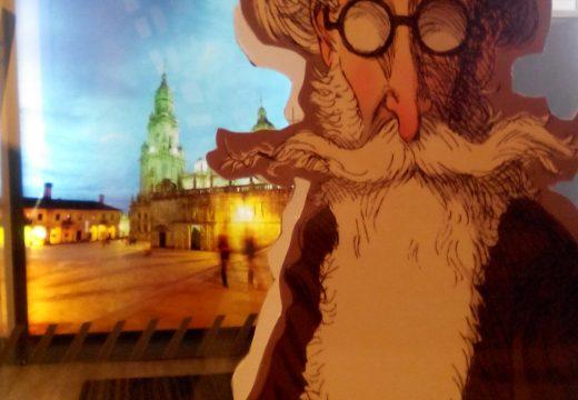 """RUTA LITERARIA: """"Santiago de Compostela: Rosa mística de piedra"""""""