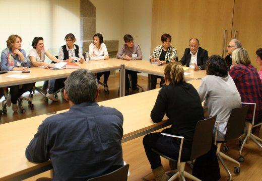 O PSOE presentará no Parlamento de Galicia varias iniciativas parlamentarias sobre o sector téxtil de Ordes