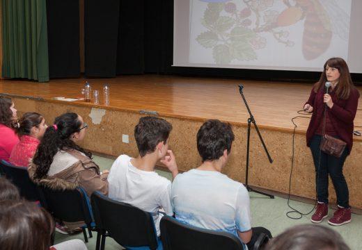 A AGA-Ferrolterra e o Concello de San Sadurniño implican o alumnado do CPI na loita contra a avespa asiática