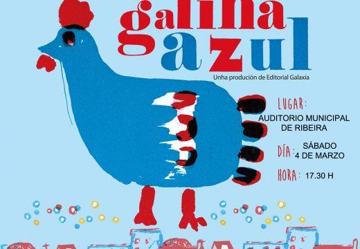 Marzo acollerá tres espectáculos infantís nas fins de semana para promover a cultura en galego entre os máis pequenos