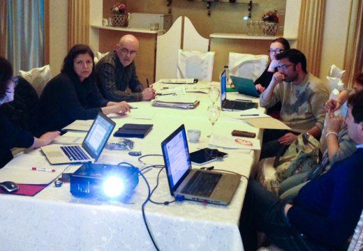 Romanía acolle unha das últimas xuntanzas do proxecto europeo ECMYNN