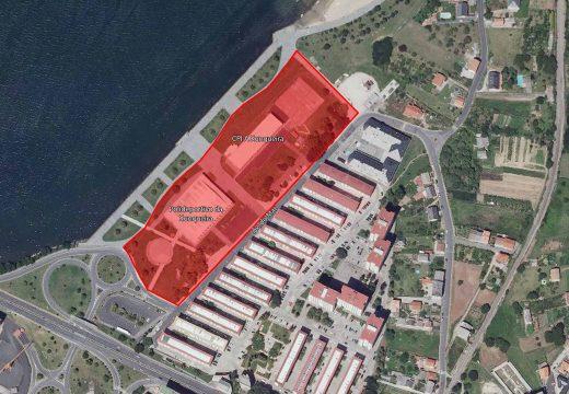 O Concello de Fene logra a cesión dos terreos estatais de San Valentín