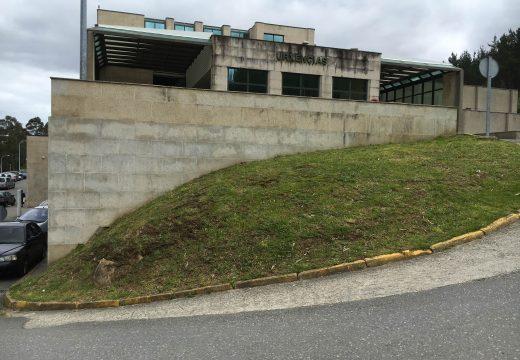 O concello adxudica a rectificación do vial de acceso con motivo da ampliación de Urxencias no Hospital da Barbanza