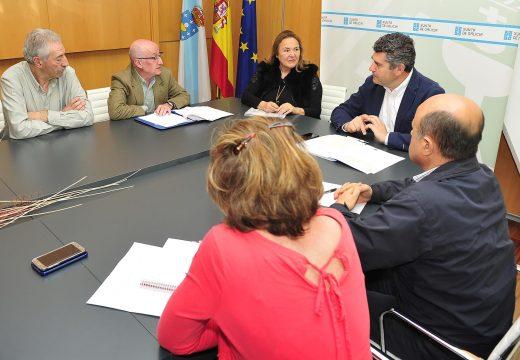 Ovidio Rodeiro agradécelle aos inspectores da Consellería de Sanidade o seu traballo en materia de seguridade alimentaria