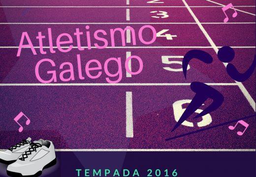 O vindeiro venres, 7 de abril, ás 19:00 horas no Teatro Elma da Pobra do Caramiñal  terá lugar a Gala Anual do Atletismo Galego