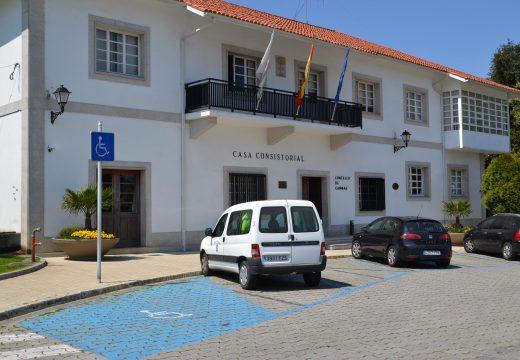 Cambre detecta o uso irregular de tarxetas de estacionamento de reserva para persoas con mobilidade reducida