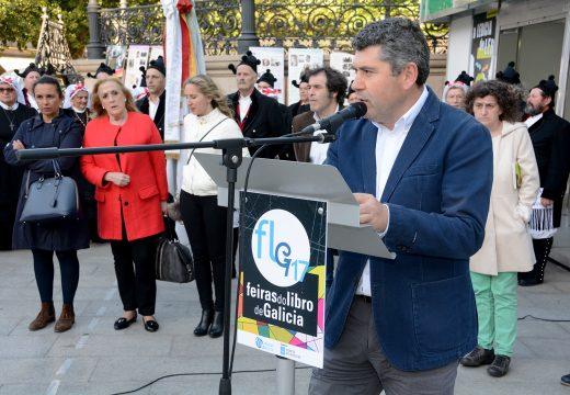 Ferrol abre o calendario das Feiras do Libro na provincia, que completarán catro citas máis noutras tantas localidades