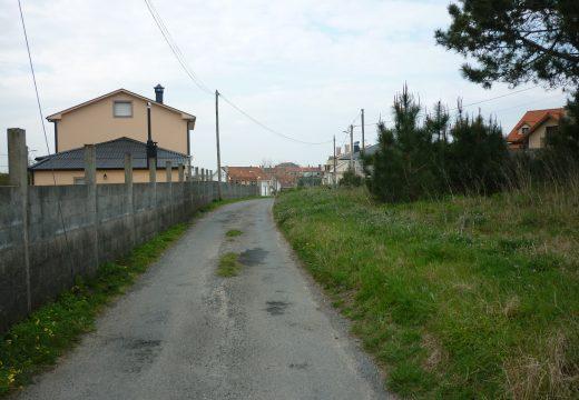 O concello investirá máis de 90.000 euros en pavimentar a rúa Faxinde e un camiño transversal en Areeiros (Castiñeiras)