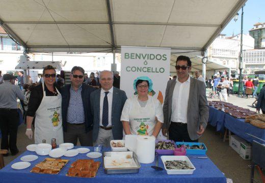 O Concello de Oroso promove a XXI Festa da Troita cun showcooking de troitas en Betanzos