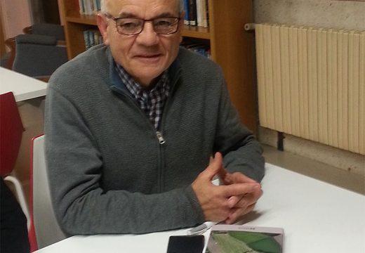 """Manuel Iglesias Turnes presenta mañá venres en Brión a súa última novela """"Que non te aten"""""""