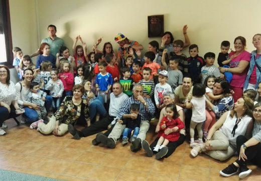 Uns 65 veciños e veciñas participaron nos Obradoiros de Pascua do Concello de Frades